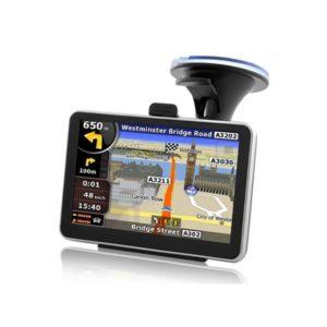 "4.3"" GPS navigace s bluetooth"