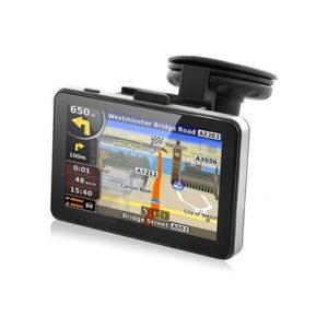 """5.0"""" GPS navigace"""
