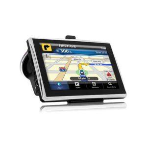 "5.0"" GPS navigace s ANDROID"