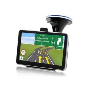 "5.0"" GPS navigace s bluetooth"