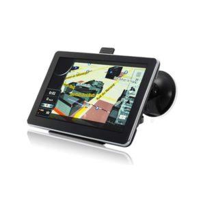 "7.0"" GPS navigace s bluetooth"