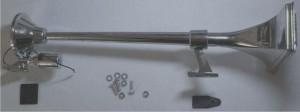 Fanfára Hranatá Chrom 63cm
