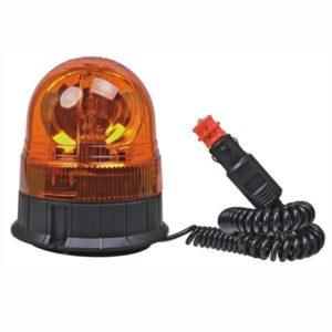 Maják výstražný 24V oranžový - velký H1