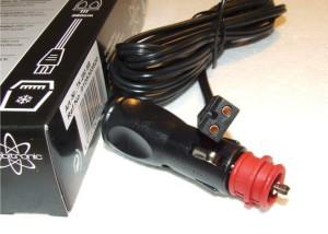 Náhradní napájecí kabel WAECO 12/24V