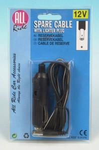 Náhradní napaj.kabel - zástr.zapalovače/napájecí konektor