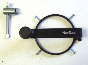 Ochranný zámek na nádrž - DAF