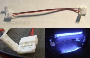 Propojovací konektor k LED páskám s čipem 5050