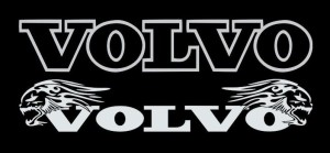 Světelná tabulka LED 50x12cm Volvo