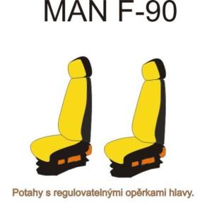 autopotahy MAN - č.7 - F90