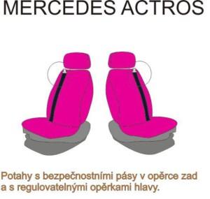 autopotahy MERCEDES - č.37 - Actros