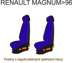 autopotahy RENAULT - č.18 - Magnum >96