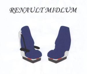 autopotahy RENAULT - č.21 - Midlum