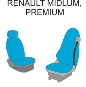 autopotahy RENAULT - č.42 - Midlum