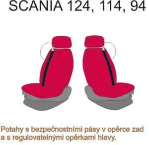 autopotahy SCANIA - č.23 - 124