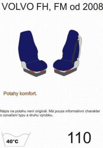 autopotahy VOLVO - č.110 - FH