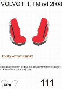 autopotahy VOLVO - č.111 - FH