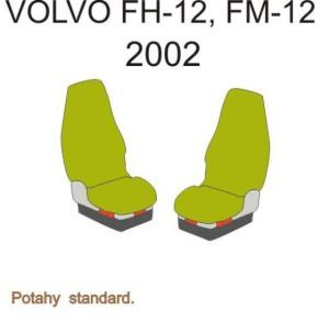 autopotahy VOLVO - č.28 - FH12