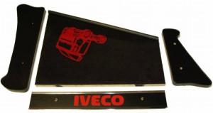 odkládací stolek Iveco Turbo Daily do 2006 - střed