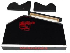 odkládací stolek MERCEDES Actros- střed+šuplík