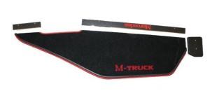 odkládací stolek MERCEDES MP IV od 2011 úzká kabina - celkový