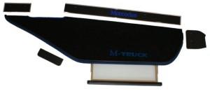 odkládací stolek MERCEDES MP IV od 2011 šir.kabina - celkový