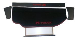 odkládací stolek Man TGS - celkový
