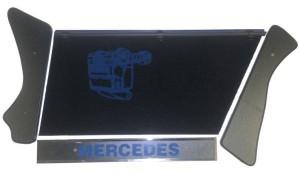 odkládací stolek Mercedes Atego / Axor od r.v.2005 - pravá strana