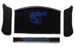 odkládací stolek Mercedes Sprinter CDI do 2006 - střed