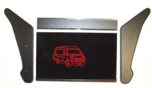odkládací stolek Renault Master do 2010 - střed