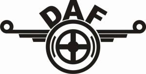 samolepka Dekor DAF 071