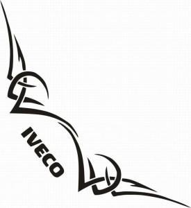 samolepka Dekor IVECO 079