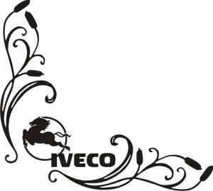 samolepka Dekor IVECO 084