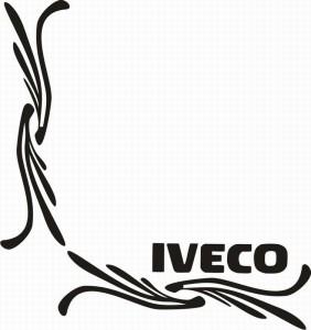 samolepka Dekor IVECO 088