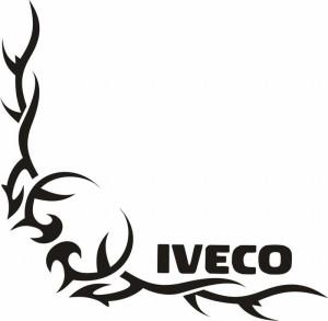 samolepka Dekor IVECO 089