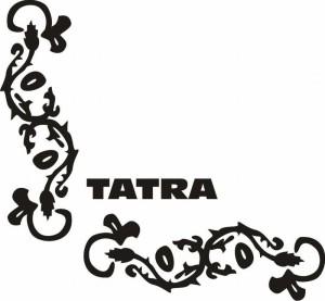 samolepka Dekor TATRA 561