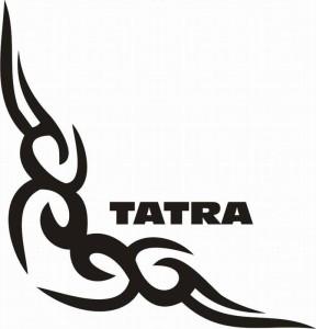 samolepka Dekor TATRA 562