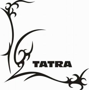samolepka Dekor TATRA 563