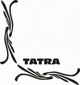 samolepka Dekor TATRA 564