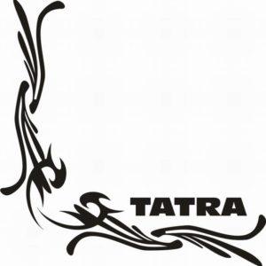 samolepka Dekor TATRA 565