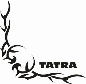 samolepka Dekor TATRA 566