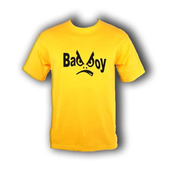 tričko – BAD BOY